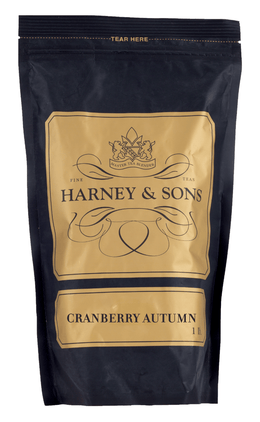 Cranberry Autumn -   - Harney & Sons Fine Teas