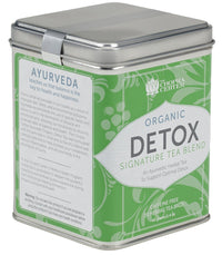 Chopra Center Organic Detox Signature Tea, Tin of 20 Sachets -   - Harney & Sons Fine Teas