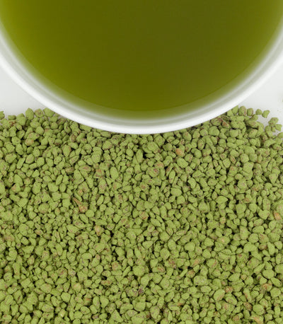 Roasted Buckwheat Matcha