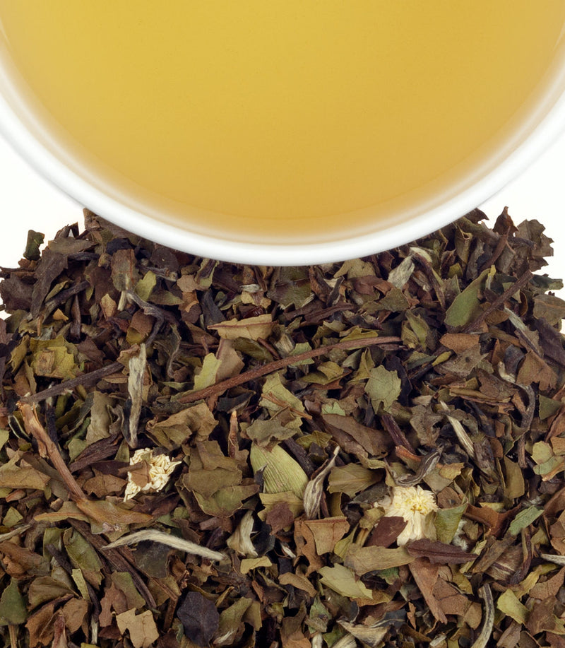 White Christmas - Holiday Flavored White Tea - Harney ...