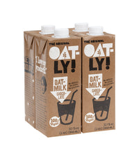 Oatly! - Barista Edition Oatmilk (Assorted Flavors) - 4 Pack Chocolate - Harney & Sons Fine Teas