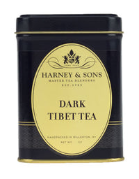 Dark Tibet Tea - Loose 2 oz. Tin - Harney & Sons Fine Teas