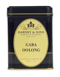 Gaba Oolong - Loose 2 oz. Tin - Harney & Sons Fine Teas
