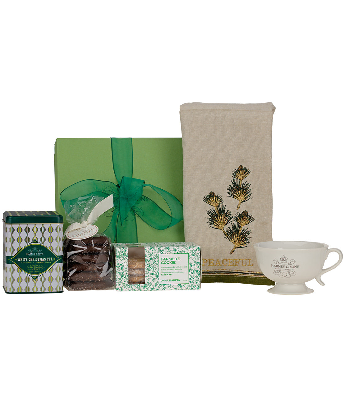 Warming White Christmas Gift - Harney & Sons Fine Teas