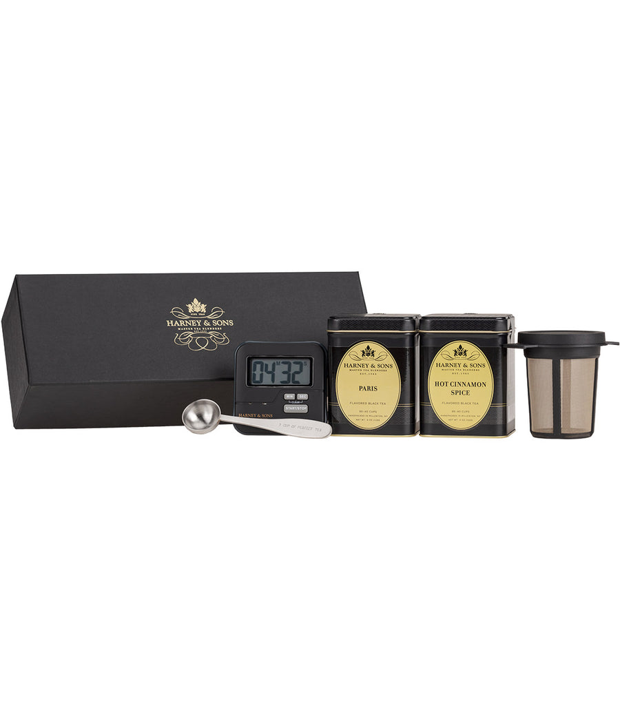 Deluxe Loose Tea Starter Kit -   - Harney & Sons Fine Teas