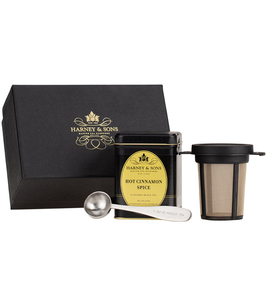 Finest Tea Starter Kit -   - Harney & Sons Fine Teas