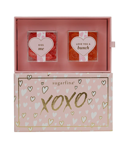 XOXO Candy Bento Box