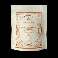 Hot Cinnamon Spice - 100 CT Sachet Bag -   - Harney & Sons Fine Teas