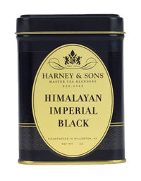 Himalayan Imperial Black - Loose 2 oz. Tin - Harney & Sons Fine Teas