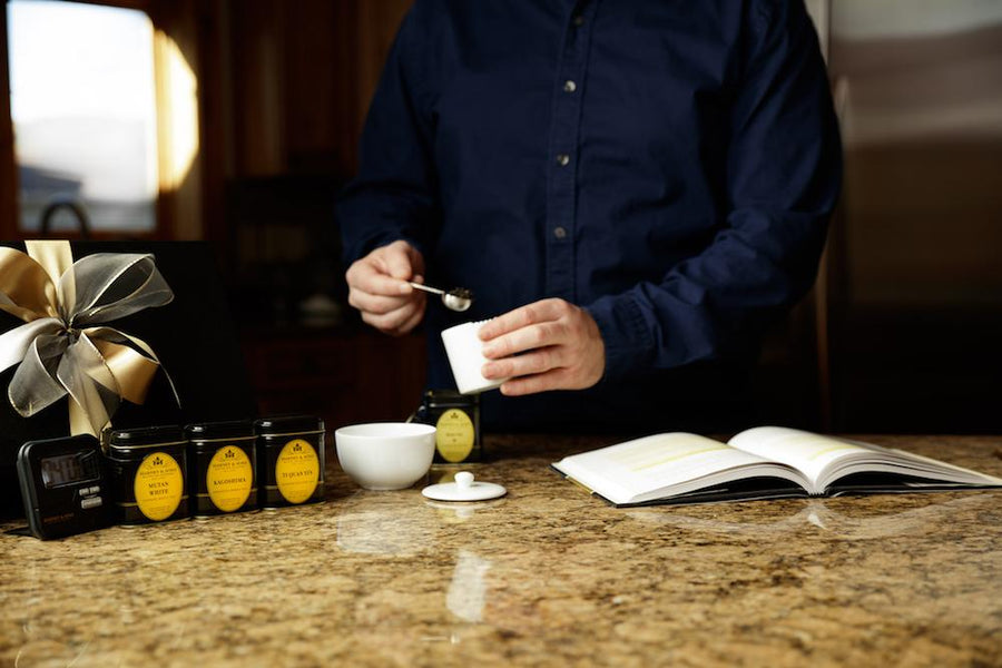 Master Tea Taster Collection -   - Harney & Sons Fine Teas