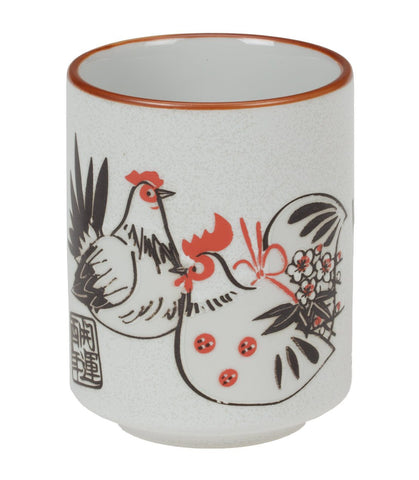 2017 Lucky Rooster Sushi Cup