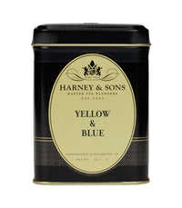 Yellow & Blue - Loose 1.5 oz. Tin - Harney & Sons Fine Teas