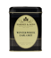 Winter White Earl Grey - Loose 2 oz. Tin - Harney & Sons Fine Teas