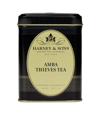 Amba Thieves Tea - Loose 3 oz. Tin - Harney & Sons Fine Teas