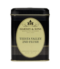 Teesta Valley 2nd Flush - Loose 3 oz. Tin - Harney & Sons Fine Teas