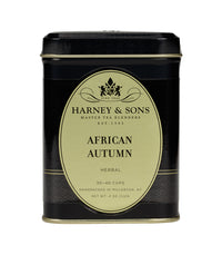African Autumn - Loose 4 oz. Tin - Harney & Sons Fine Teas