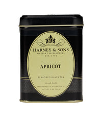 Apricot Tea - Loose 4 oz. Tin - Harney & Sons Fine Teas