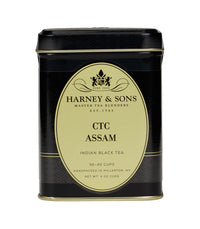 CTC Assam - Loose 4 oz. Tin - Harney & Sons Fine Teas