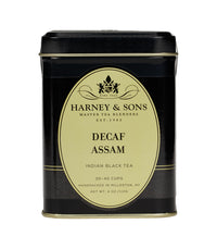 Decaf Assam - Loose 4 oz. Tin - Harney & Sons Fine Teas