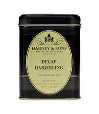 Decaf Darjeeling - Loose 4 oz. Tin - Harney & Sons Fine Teas