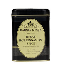 Decaf Hot Cinnamon - Loose 4 oz. Tin - Harney & Sons Fine Teas