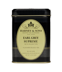 Earl Grey Supreme - Loose 4 oz. Tin - Harney & Sons Fine Teas
