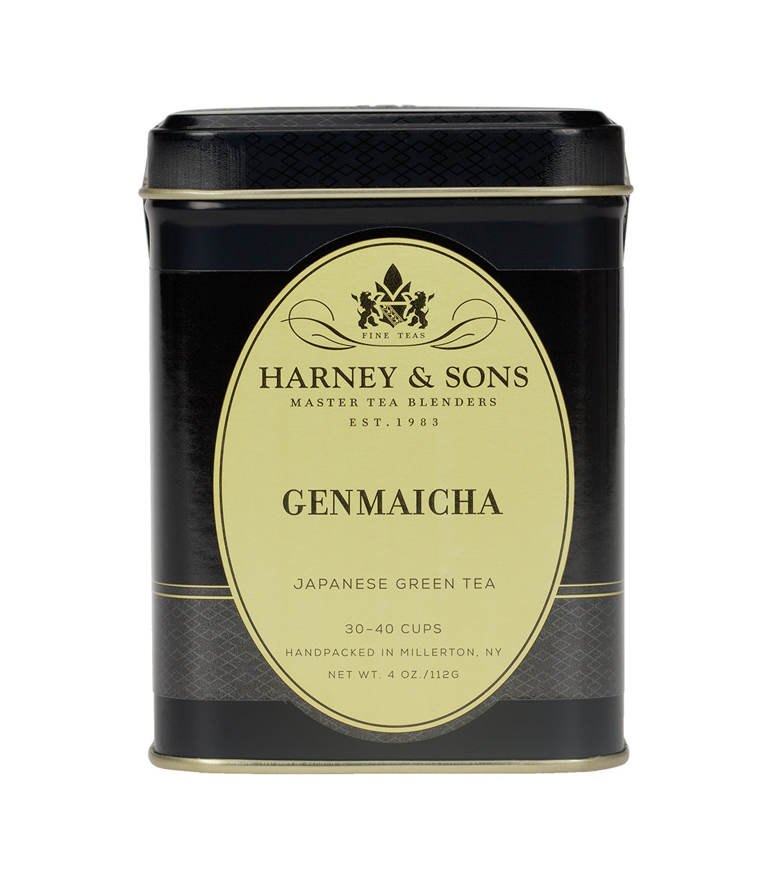 Genmaicha - Loose 4 oz. Tin - Harney & Sons Fine Teas