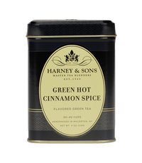Green Hot Cinnamon Spice - Loose 4 oz. Tin - Harney & Sons Fine Teas
