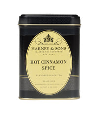 Hot Cinnamon Spice - Loose 4 oz. Tin - Harney & Sons Fine Teas