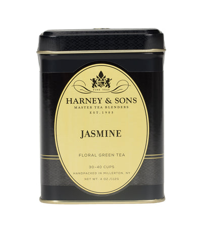 Jasmine - Loose 4 oz. Tin - Harney & Sons Fine Teas