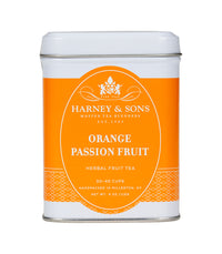 Orange Passion Fruit Tea - Loose 4 oz. Tin - Harney & Sons Fine Teas