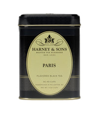 Paris - Loose 4 oz. Tin - Harney & Sons Fine Teas