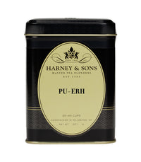 Pu-erh - Loose 4 oz. Tin - Harney & Sons Fine Teas