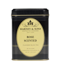 Rose Scented - Loose 4 oz. Tin - Harney & Sons Fine Teas