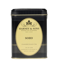 SoHo Blend - Loose 4 oz. Tin - Harney & Sons Fine Teas