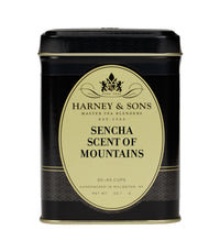 Sencha Scent of Mountains - Loose 4 oz. Tin - Harney & Sons Fine Teas