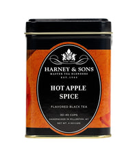 Hot Apple Spice - Loose 4 oz. Tin - Harney & Sons Fine Teas