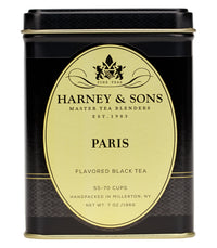 Paris - Loose 7 oz. Tin - Harney & Sons Fine Teas