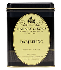 Darjeeling - Loose 8 oz. Tin - Harney & Sons Fine Teas