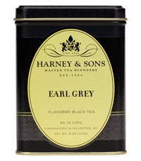 Earl Grey - Loose 8 oz. Tin - Harney & Sons Fine Teas