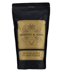 Sencha Scent of Mountains - Loose 1 lb. Bag - Harney & Sons Fine Teas