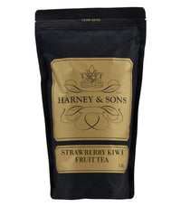 Strawberry Kiwi Fruit Tea - Loose 1 lb. Bag - Harney & Sons Fine Teas