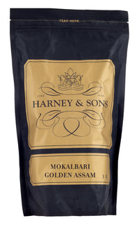 Mokalbari Golden Assam - Loose 1 lb. Bag - Harney & Sons Fine Teas