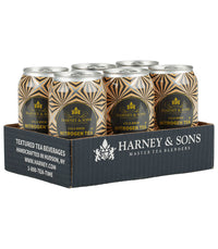 Hot Cinnamon Spice Nitrogen Tea -   - Harney & Sons Fine Teas