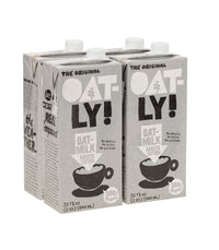 Oatly! - Barista Edition Oatmilk (Assorted Flavors) - 4 Pack Regular - Harney & Sons Fine Teas