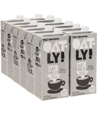 Oatly! - Barista Edition Oatmilk - 12 Pack  - Harney & Sons Fine Teas
