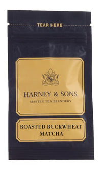 Roasted Buckwheat Matcha - Loose Sample - Harney & Sons Fine Teas