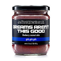Dreams Aren't This Good Salsa (Assorted Flavors) - Girls-Blueberry Coconut  - Harney & Sons Fine Teas