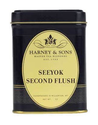 Seeyok 2nd Flush Darjeeling - Loose 3 oz. Tin - Harney & Sons Fine Teas