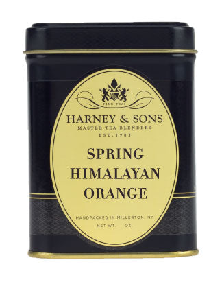 Spring Himalayan Orange - Loose 3 oz. Tin - Harney & Sons Fine Teas